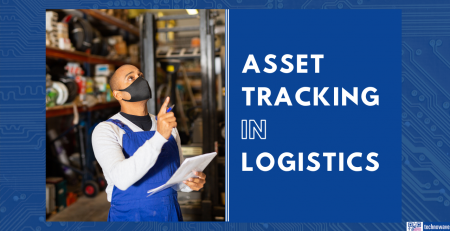 Asset tracking in logistics