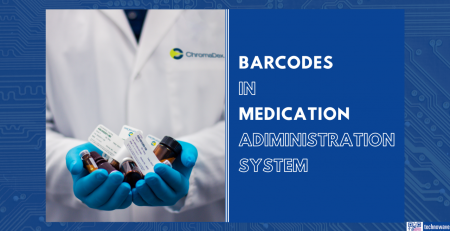 Barcode in medical administration system for healthcare
