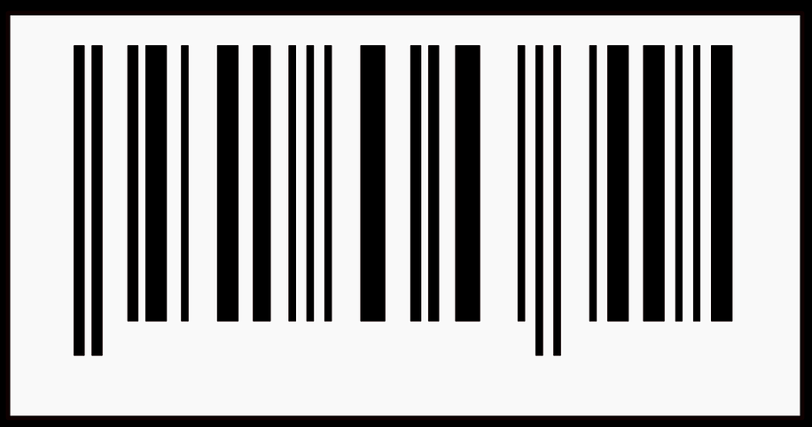 Barcodes for asset tracking