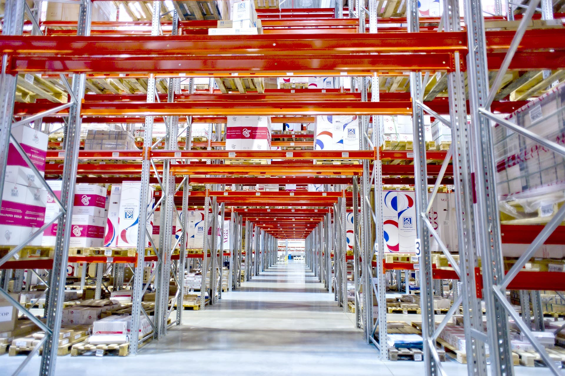 Benefits of RFID in stock management