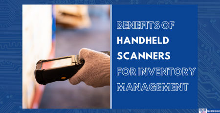 Handheld scanners for inventory management