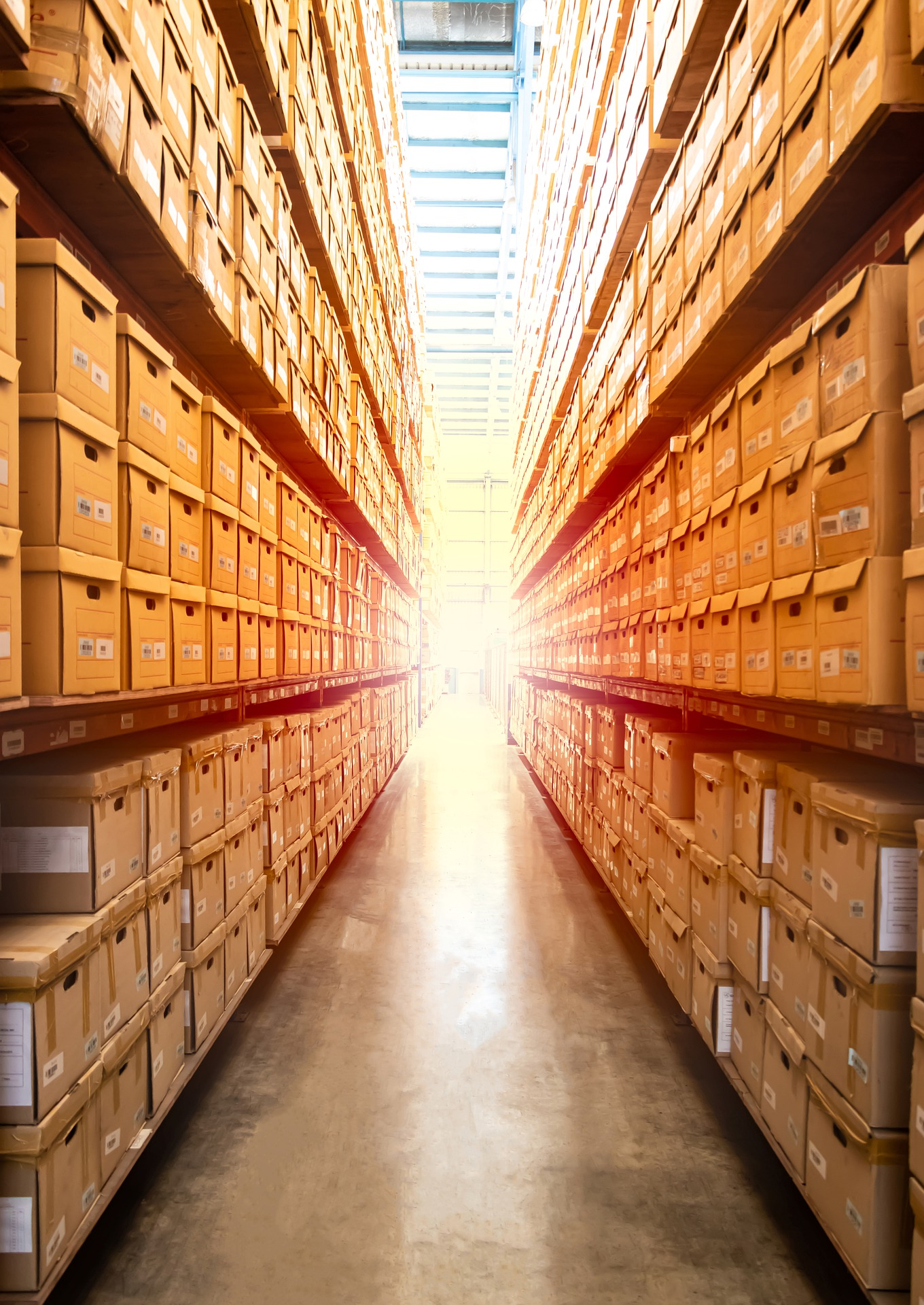 Implement RFID solutions for asset tracking in warehouse