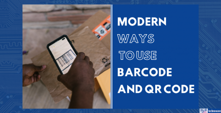 Modern ways to use Barcode and QR Code