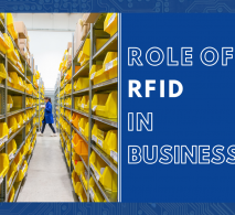 Radio Frequency Identification RFID technology in business