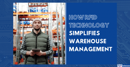 Simplify warehouse management with RFID technology