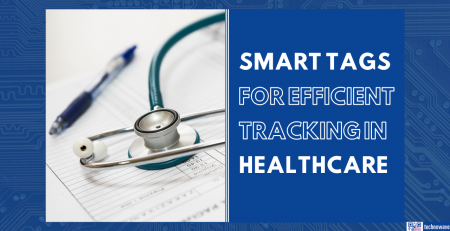 Smart tags for efficient tracking in healthcare