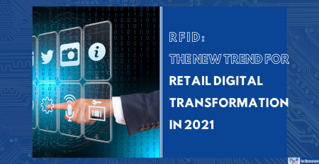The new RFID trends for retail digital transformation in 2021