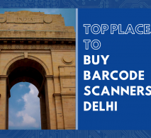 Where to buy barcode scanners in delhi