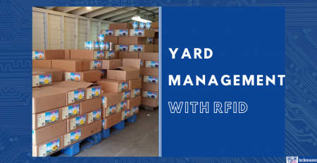 Yard management with RFID technology