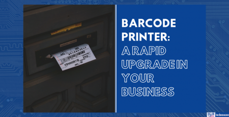 Barcode printers for business